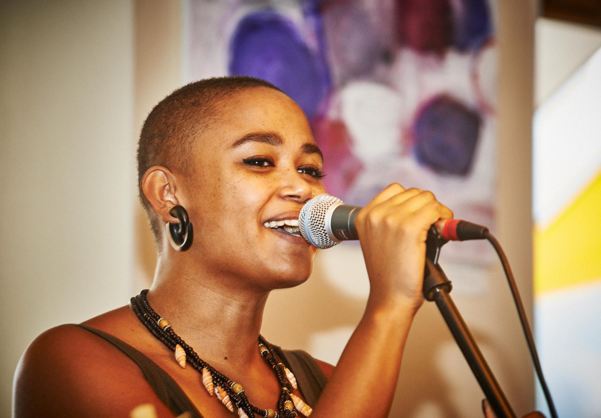 Amina Thiombane